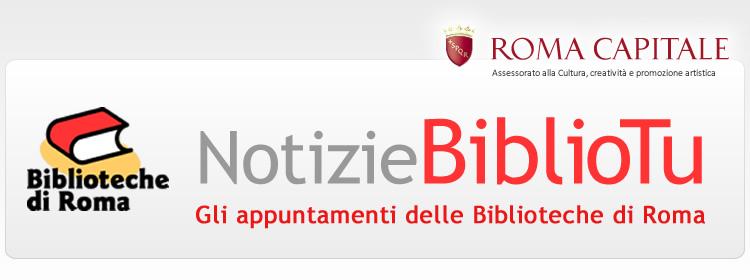 Biblioteche di Roma - Notizie BiblioTu