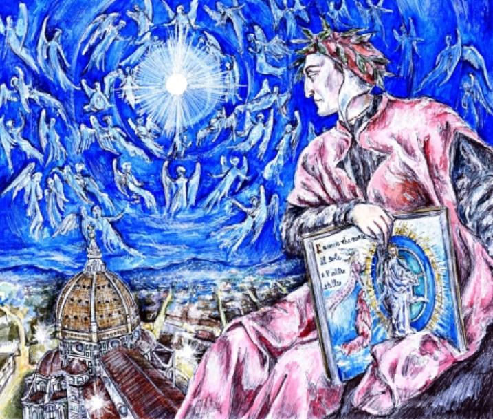 Il settecentenario di Dante Alighieri