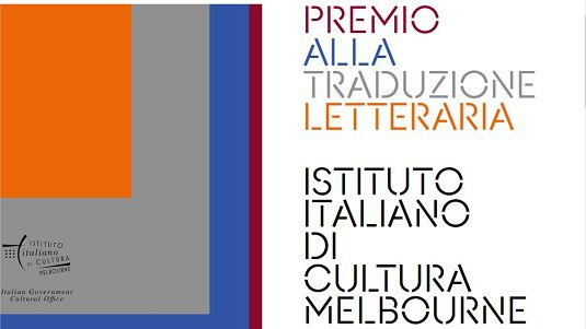 IIC Melbourne - Premio alla Traduzione Letteraria italiana