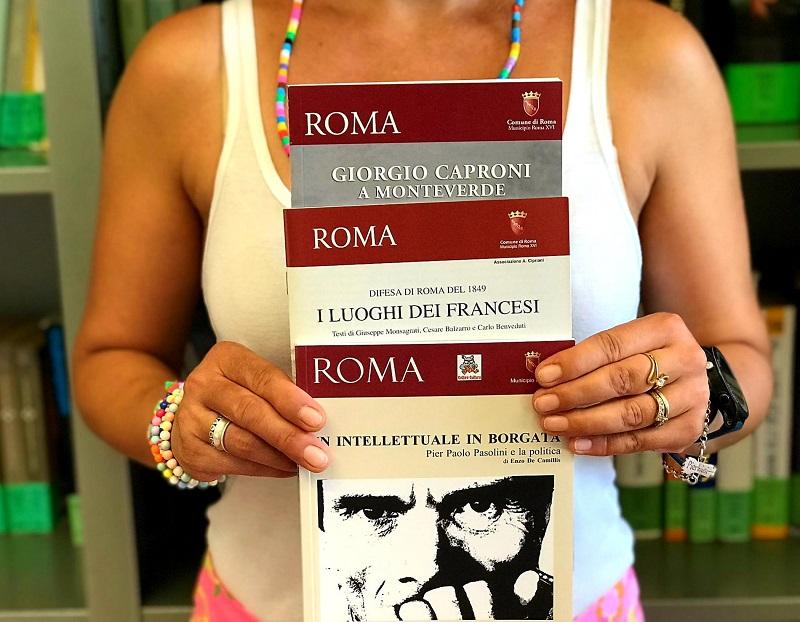Repubblica Romana, Caproni e Pasolini