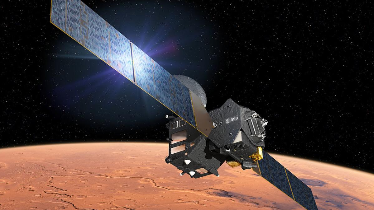 Exomars. The Hunt for Life - Exomars: Missione Marte