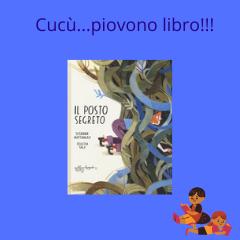 Cucù…piovono libri!