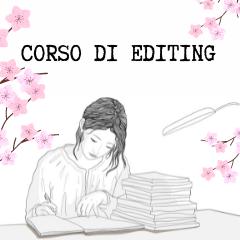 Corso di Editing per scrittori non professionisti