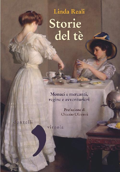 Storie del tè di Linda Reali