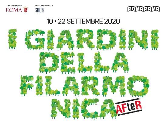 AFteR ai Giardini della Filarmonica di Roma