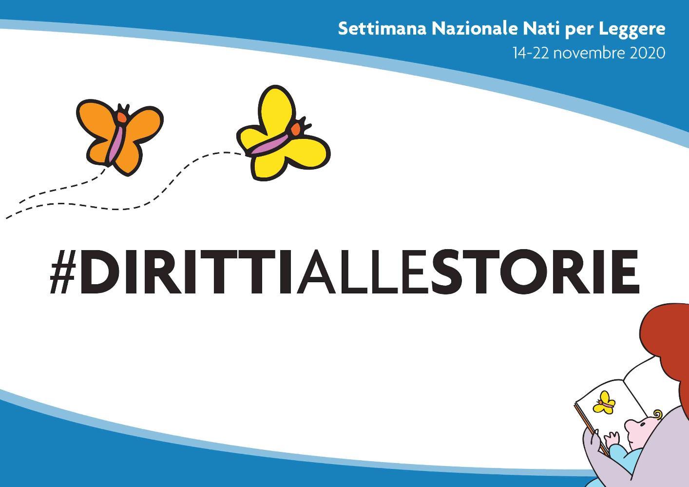 Settimana nazionale Nati per Leggere