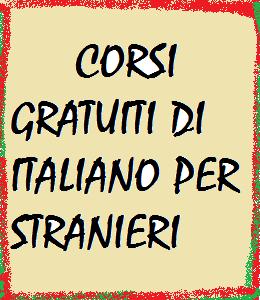 Corsi gratuiti di italiano per stranieri in biblioteca
