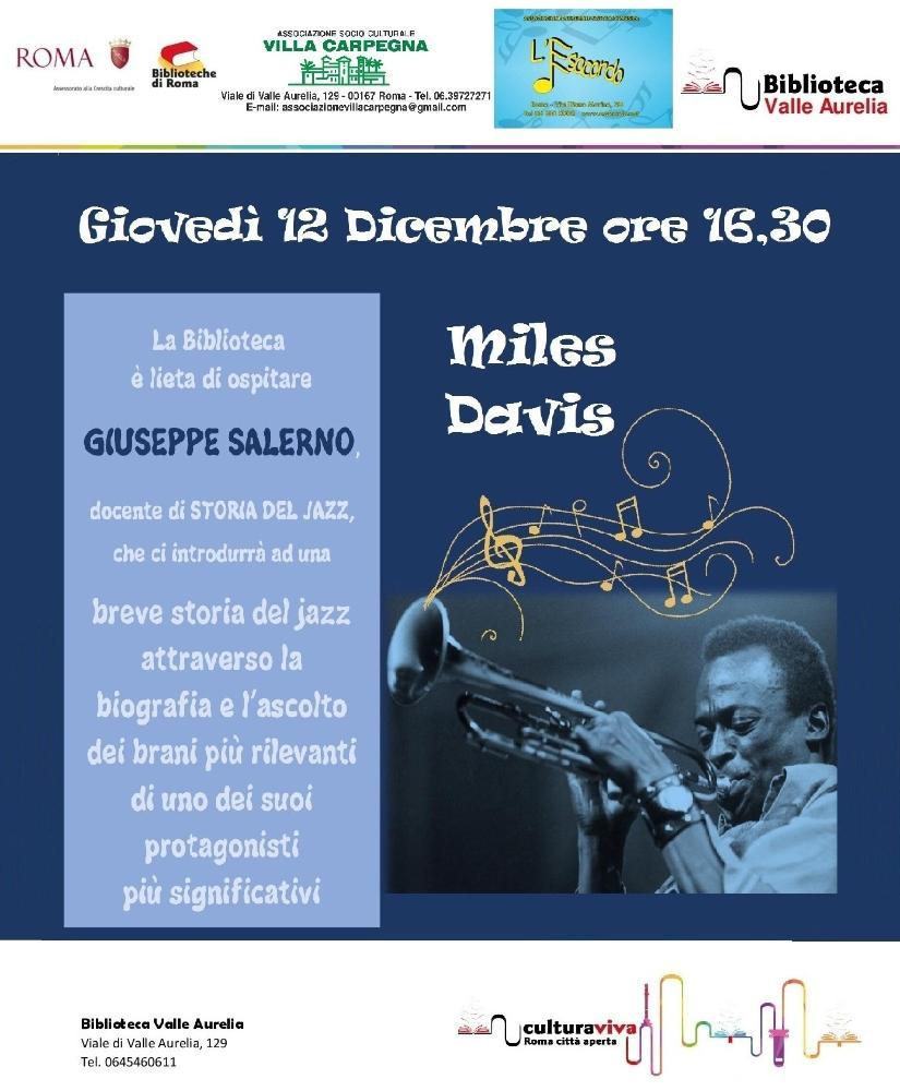 Breve storia del jazz: Miles Davis