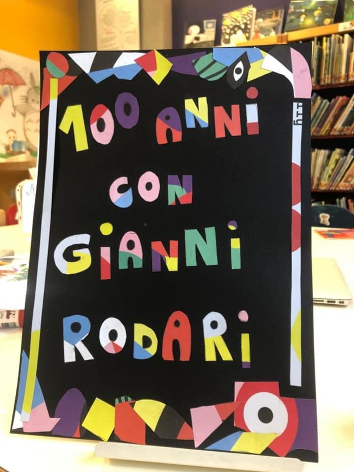 100 anni RODARI