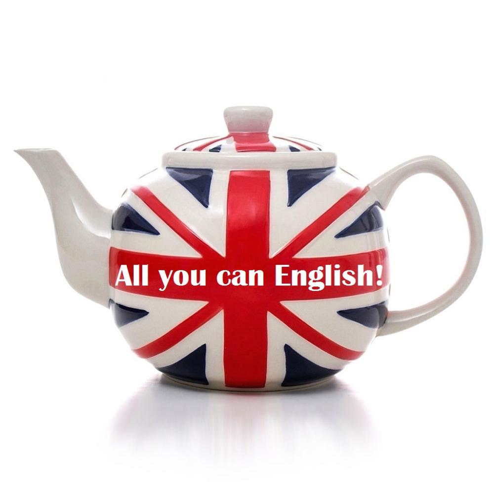 All you can English! EVENTO SOSPESO