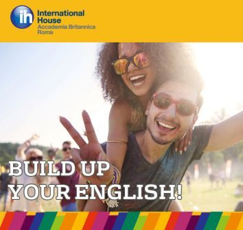 Build up your english:  mantieni il tuo inglese in forma ad un prezzo MOLTO speciale