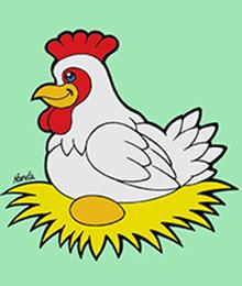 Le LudoFavole -La gallina dalle uova d'oro-