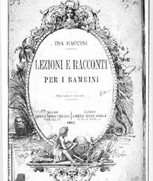 Trotterellando su Bibliotu- Ida Baccini -
