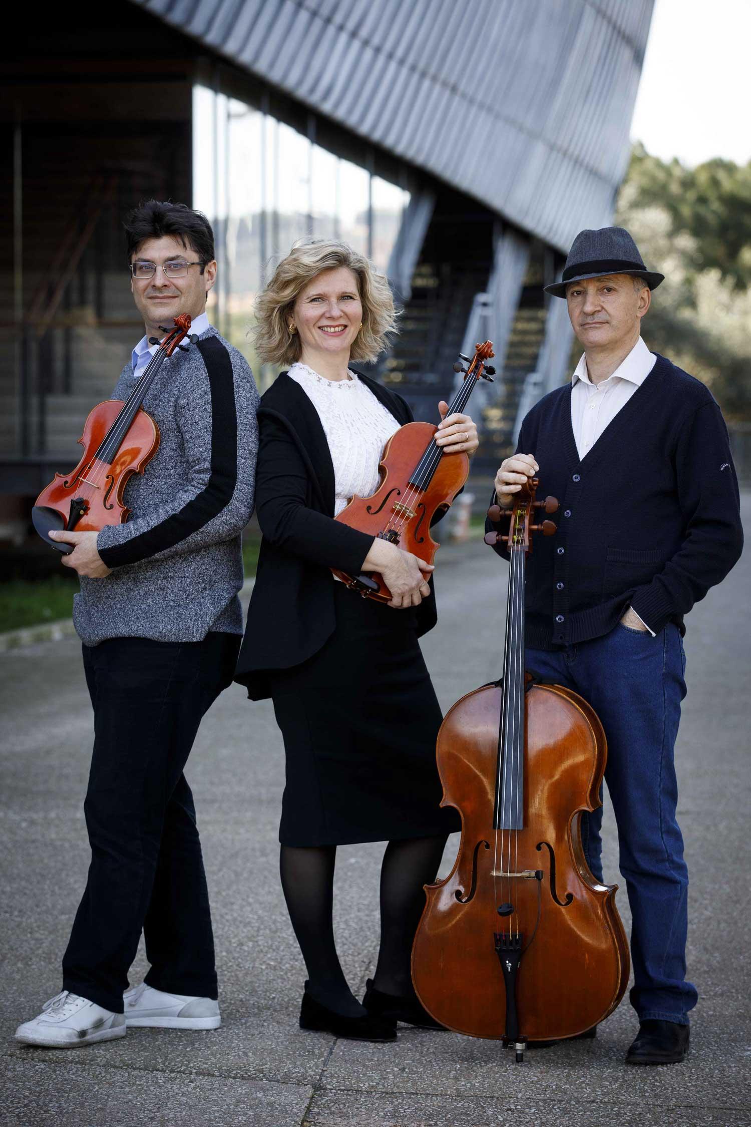 Festa della Musica. Trio Folk di Santa Cecilia
