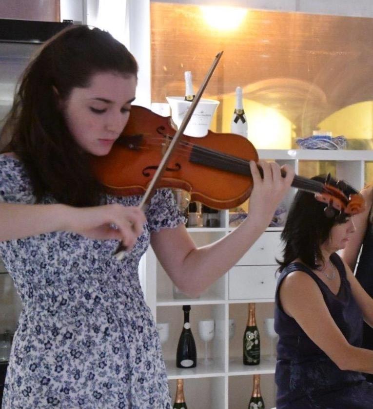 Il violino virtuoso