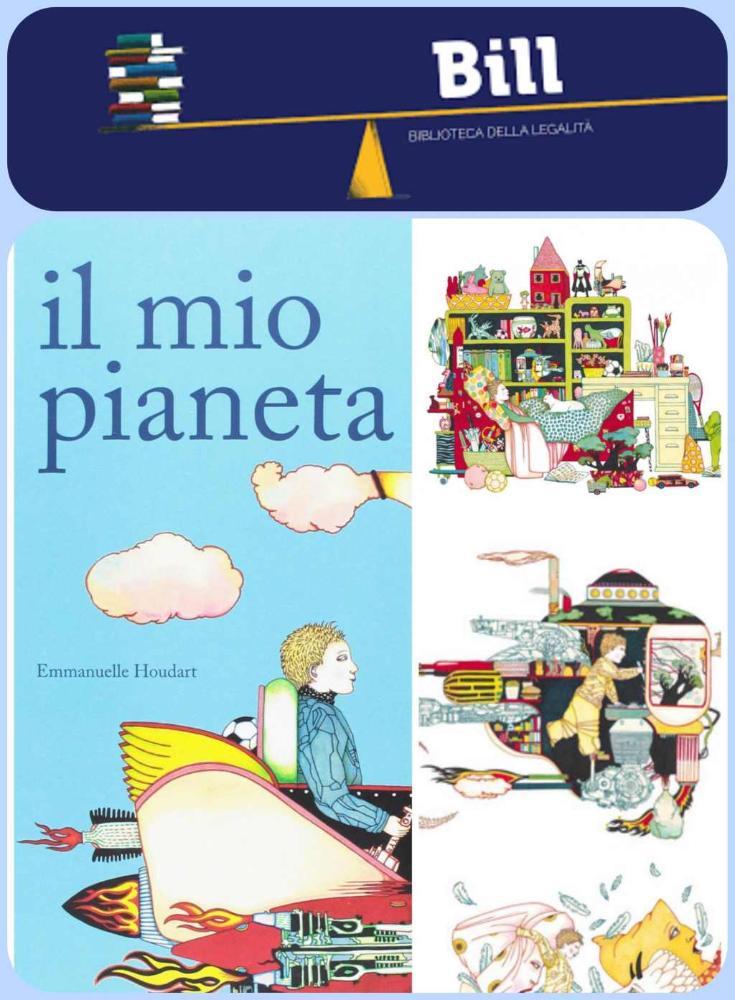 #A tutta Bill - Emanuelle Houdart e il suo pianeta