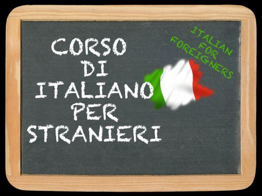 Italiano per stranieri A1 - Inizio 26 novembre 2019