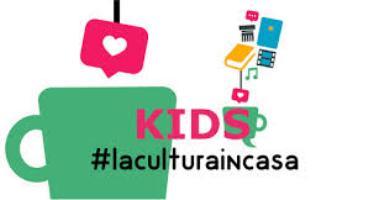 #laculturaincasaKIDS