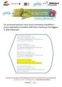 (R)EVOLUTION dal volo di Leonardo all'Uomo sulla Luna