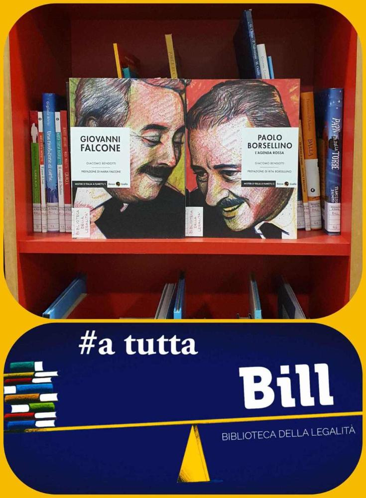 #A tutta Bill - Giornata nazionale della legalità
