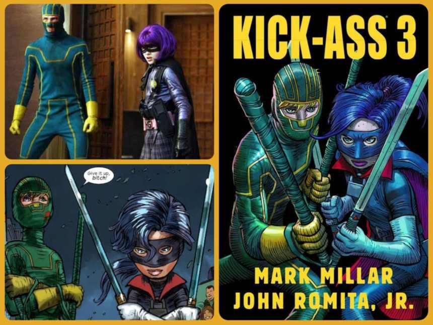 Kick Ass - fumetto per chi sogna di diventare un supereroe