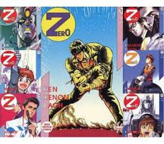 Zero - la rivista che ha portato i manga in Italia