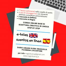 Corsi online di scrittura creativa in lingua
