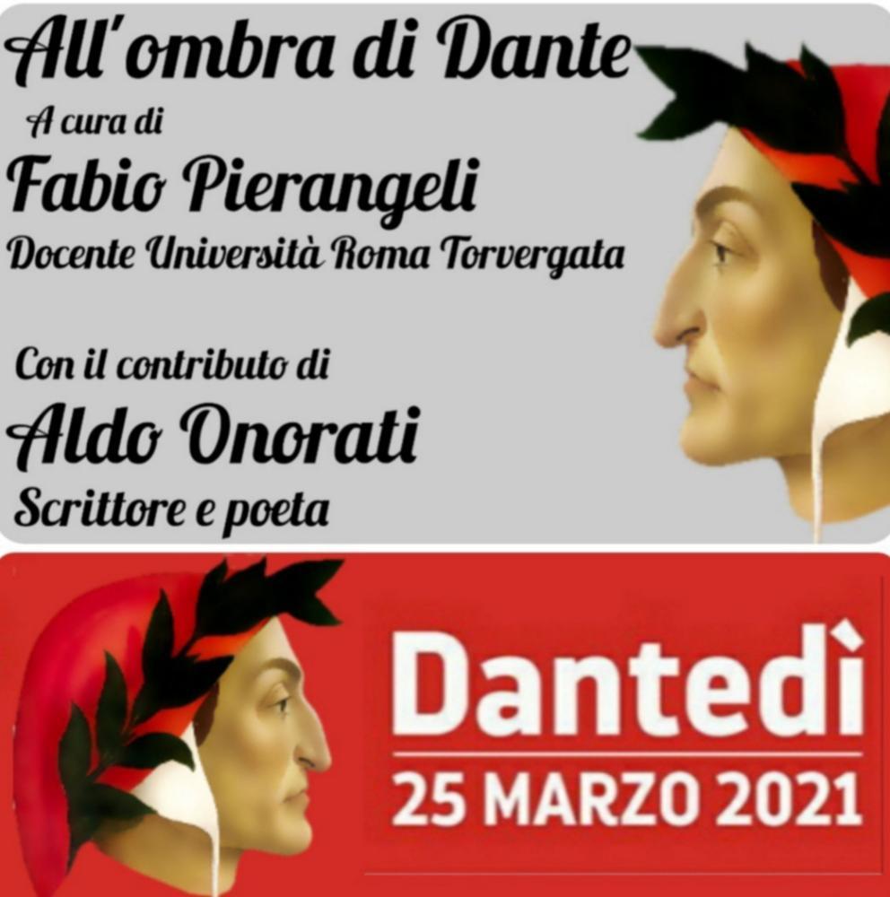 All'ombra di Dante. Eco del sommo poeta nella letteratura italiana contemporanea