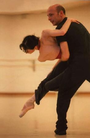 Arcaico con la coreografia di Davide Bombana, una produzione del Balletto di Roma -