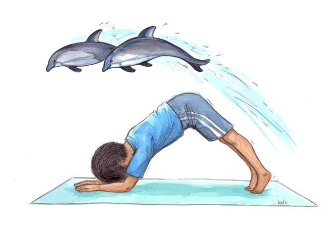 Yoga per gioco, yoga per davvero!