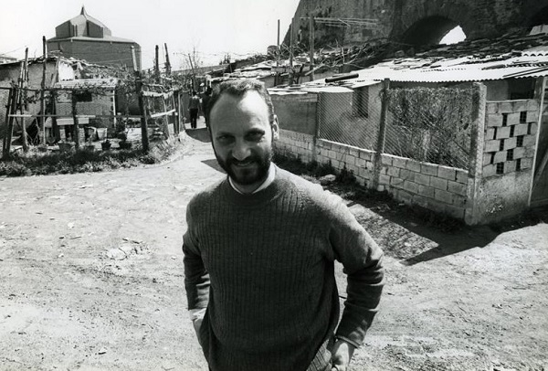 Un maestro di strada. L'Album di Roma
