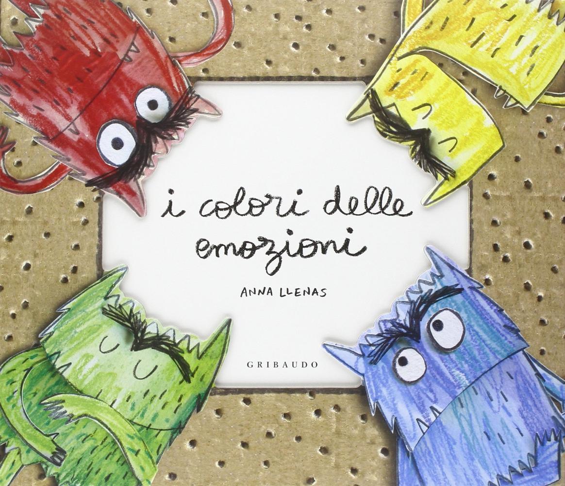"""I colori delle emozioni a cura di Lorena Cattarinussi della libreria per bambini """"Brucotondo"""""""