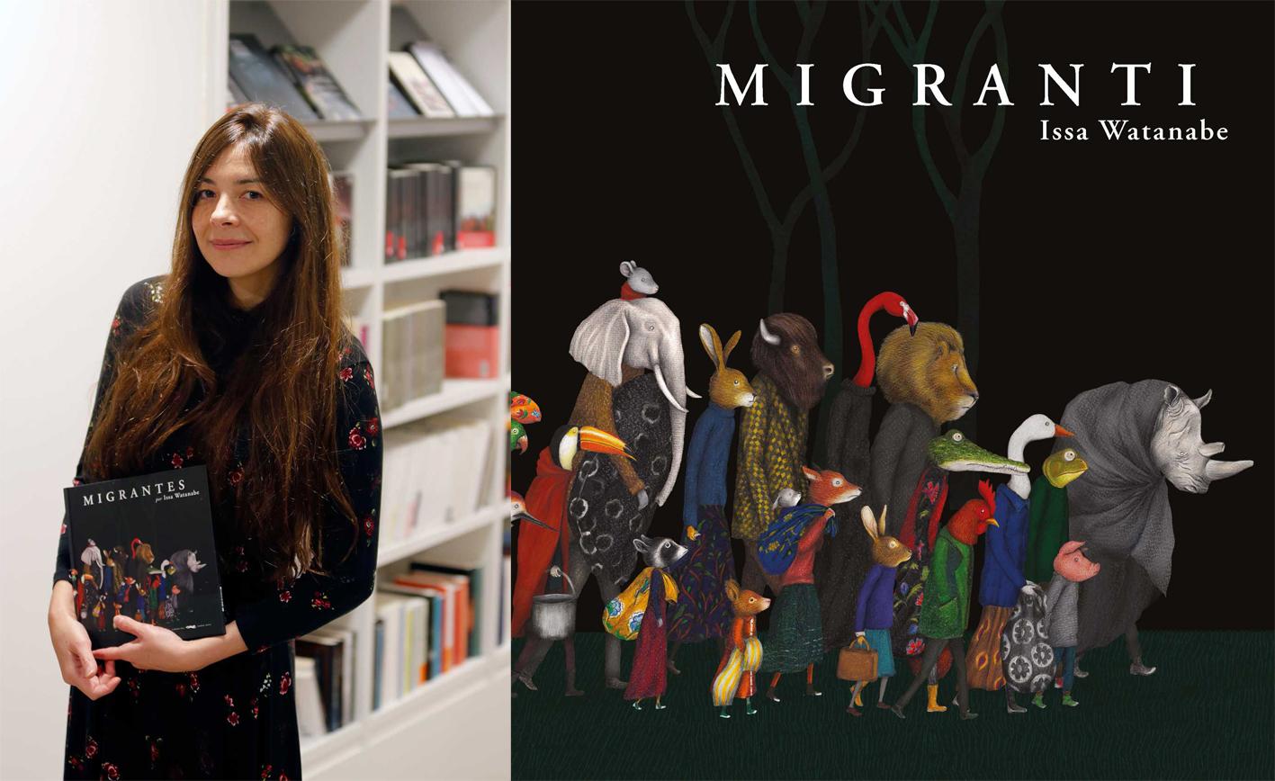 Migranti di Issa Watanabe