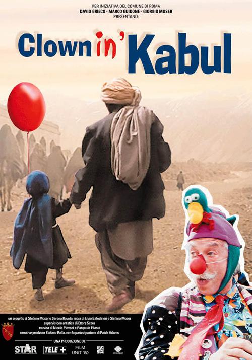 Clown in Kabul di Enzo Balestrieri e Stefano Moser