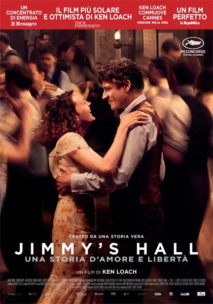Jimmy's Hall. Una storia d'amore e libertà di Ken Loach