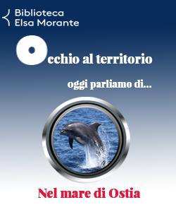 Occhio al territorio: Nel mare di Ostia