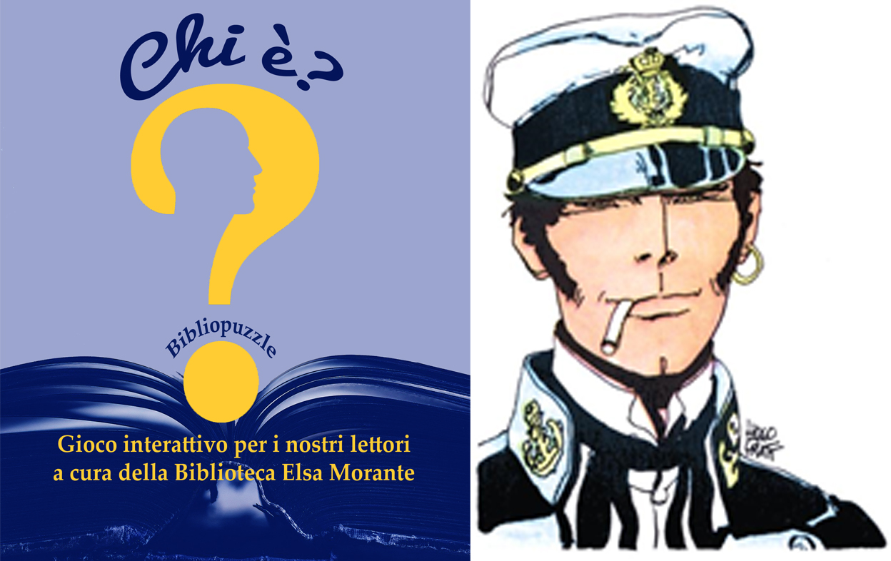 Bibliopuzzle : Corto Maltese
