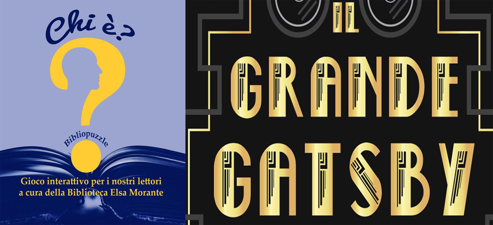 Bibliopuzzle: il Grande Gatsby