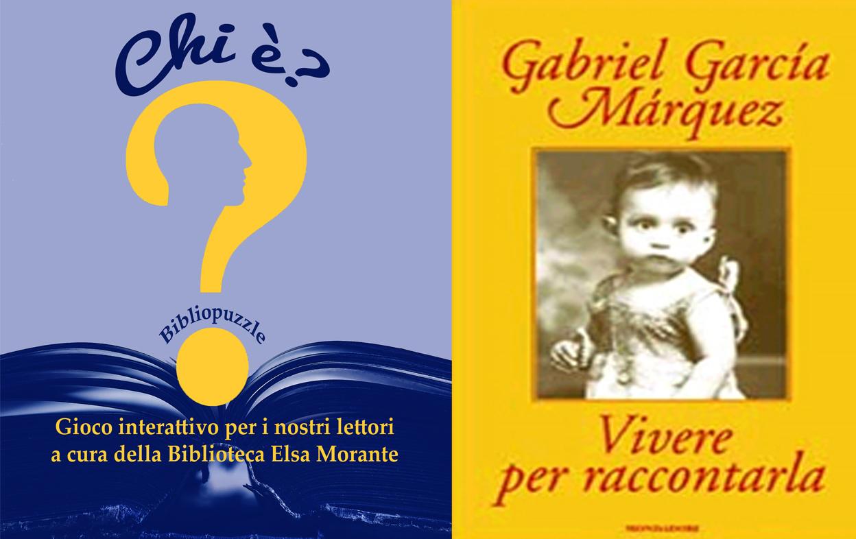 Bibliopuzzle : Gabriel Garcia Marquez