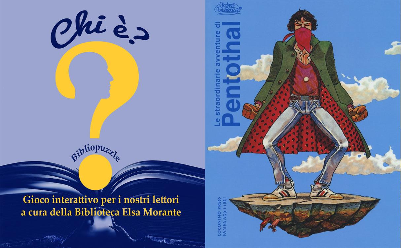 Bibliopuzzle: Pentothal