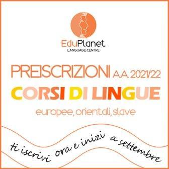 Programmi per settembre? Inizia a studiare le lingue con EduPlanet
