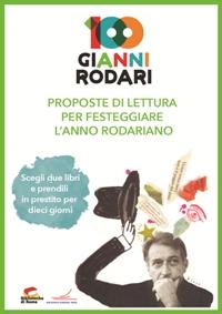 Vetrina per i 100 anni dalla nascita di Gianni Rodari