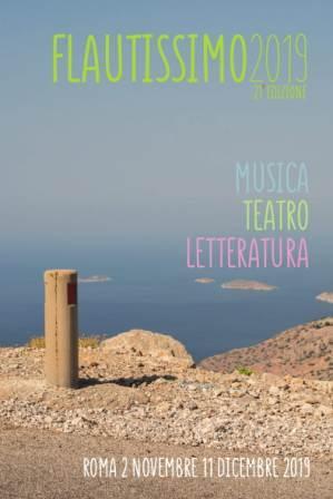 """""""Flautissimo 2019 – Verso Sud"""" – XXI edizione"""