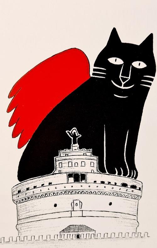 Feles in Fabula. La leggenda di Roma narrata da un gatto