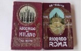 Guide turistiche antiche