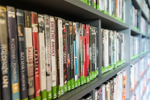 Cinema: tutte le novità in biblioteca