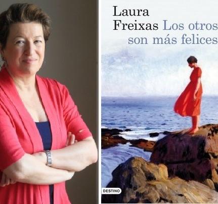 Al Club de Lectura online si parlerà del romanzo di Laura Freixas Los otros son màs felices