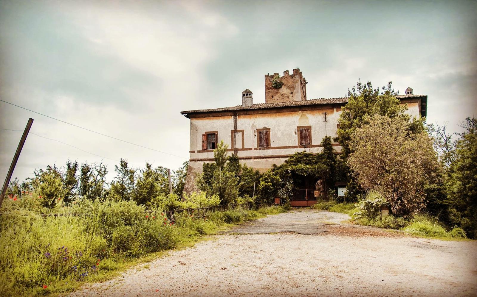 La tenuta e il Casale della Cervelletta, tra paesaggio storia e natura