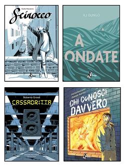 Novità in biblioteca. Fumetti
