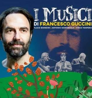 """I Musici di Guccini e Neri Marcorè live in """"Parole che non trovo"""" Omaggio a Francesco Guccini"""